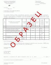 Образец акта об уничтожении документов Делопроизводство Пример для работы