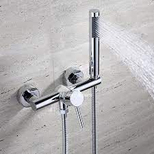 wall mount tub faucet single handle 2