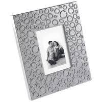 <b>Рамка для фотографий</b>, <b>серебристая</b> для нанесения логотипа ...