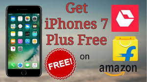 iphone for free. how to get iphone for free | win apple 5, 6, 6s, 7, 7 plus on flipkart , amazon etc iphone o