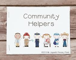 Our Community Helpers Chart 3 Engaging Literacy Activities For Your Community Helpers