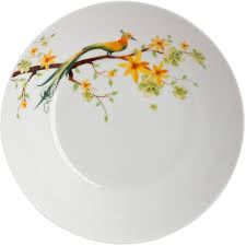 <b>Тарелка Domenik</b> суповая <b>Paradise</b> Bird, 21 см