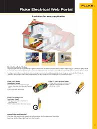 fluke test tools catalog 2010 2011 11 13