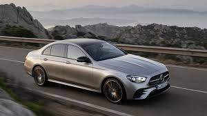 There is not much competition when it comes to luxury sedans. Preview 2021 Mercedes Benz E Class Receives Fresh Looks 55 300 Starting Price