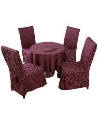 burgundy 70 9 pc set
