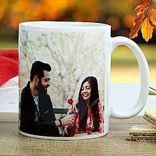 Custom design (we print photo, logo & text). Personalised Mugs Australia Personalised Photo Mugs Australia Ferns N Petals