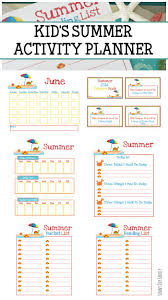 17 best ideas about coupon books mother s day printable summer planner for kids coupon book