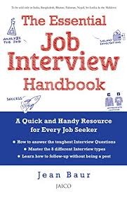 Job Interview Types The Essential Job Interview Handbook Ebook Jean Baur