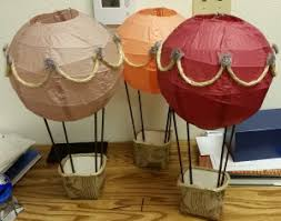 Coming Soon: DIY Hot Air Balloon Centerpiece