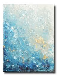 giclee print art abstract painting ocean blue white seascape coastal large canvas prints wall art on coastal life canvas wall art with giclee print art abstract painting ocean blue white seascape coastal