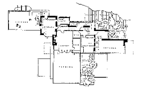 Falling For Frank Lloyd WrightFalling Water Floor Plans