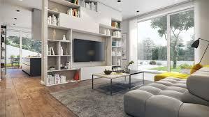 multifunction living room wall system furniture design. Interior Multifunction Living Room Wall System Furniture Design