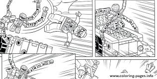 Lego Spiderman Coloring Pages Sweet Design Charming Of Chronicles