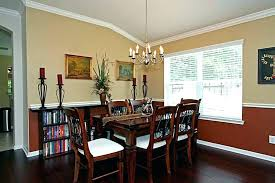 dining room colors with chair rail dining room chair rail paint colors for dining rooms with