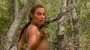 Video of naked women while hunting