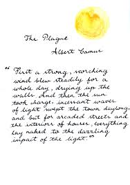 Book Quotes Read It In A Book Albert Camus The Plague First A