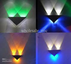 2018 unique design fashion style led wall sconces hall bar studio light fixture lamp 2w 3w 4w from whole mic 10 8 dhgate com