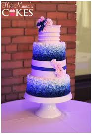 pink and navy wedding cake 12 cakes cakesdecor