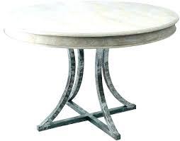 round metal top dining table image 1 metal top dining table set hammered metal round dining