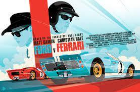 Ford V Ferrari On Behance