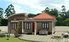 Small Picture Low Cost 3 Bedroom Modern Kerala Home Free Plan Budget 3 Bedroom