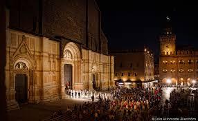feast of corpus christi procession basilica di san petronio piazza maggiore bologna