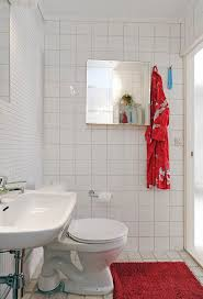Bathroom  Bathroom Interior Tiny Bathroom Interior With White - Great small bathrooms