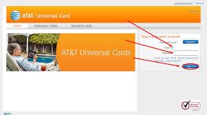 att and t universal card