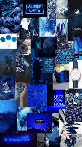 Blue aesthetic, Dark wallpaper iphone