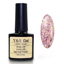 Yaoshun Glitter Nail Gel Polish Color Chart Update 60 New