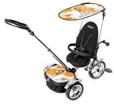 <b>Трехколесный велосипед</b> RT <b>ICON 3</b> Fuksia Angel — купить по ...