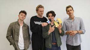 Who Is Number 1 In The Uk Charts The Vamps Celebrate Their First Uk Number 1 On The Official Albums Chart Official Charts