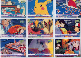 Complete Topps 'Pokemon The Movie 2000 - The Power of One!' Set of 72 New  cards
