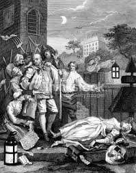 th century murderer caught after killing w in england stock  18th century murderer caught after killing w in england stock illustration