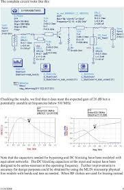 Lna Design Using Ads Tutorial Ads Tutorial Stability And Gain Circles Ece145a 218a Pdf