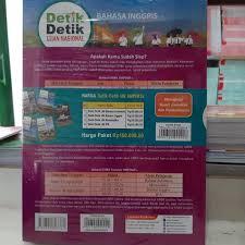Kunci jawaban detik detik un bahasa inggris sma 2020 intan pariwara. Paket Detik Detik Ujian Nasional Smp Ta 2019 2020 Intan Pariwara Shopee Indonesia