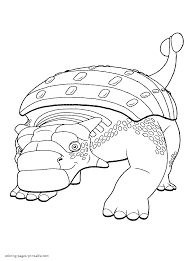 Small Picture Cartoon Caboose Coloring Coloring Pages
