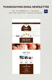 Free Thanksgiving Templates For Word Thanksgiving Templates Editable Format Download Email