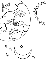 Small Picture Earth Day Coloring Pages In Spanish coloring page