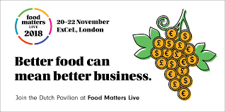Image result for food matters live logo