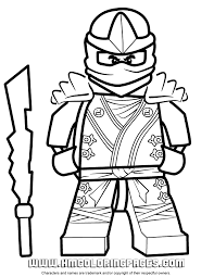 Small Picture Lego Ninjago Coloring Pages Print artereyinfo
