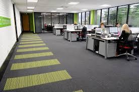 carpet tiles office.  Office PAB Studio Offices Create Distinctive Designs With Burmatex Carpet Tiles Throughout Carpet Tiles Office U