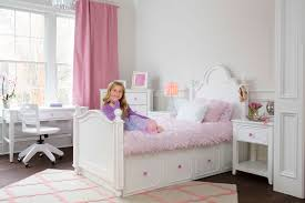High Quality Hardwood Bedroom Furniture for Teens Youth Craft