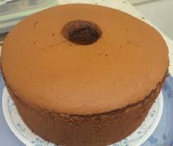 Butter cake & sponge cake :: Expresso Chiffon Cake Resep D Ezkitchen