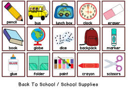 vocab cards with pictures cariboo cards year round theme and seasonal vocabulary for speech