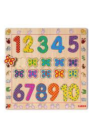 <b>Деревянная рамка</b>-<b>вкладыш</b> Djeco (Джеко) арт 01801 ...
