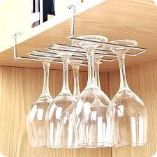 hanging wine glass rack ikea wine glass hangers hanging wine glass rack wine glass