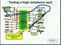 high resistance detection wiring diagram high resistance detection wiring diagram