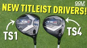 Driver Test Titleist Ts1 V Ts4 Golf Monthly