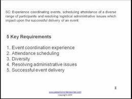 selection criteria responses and examples youtube within cover letter with selection criteria cover letter selection criteria